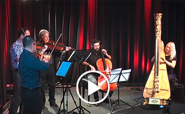Evelyn Huber & Sirius Quartet